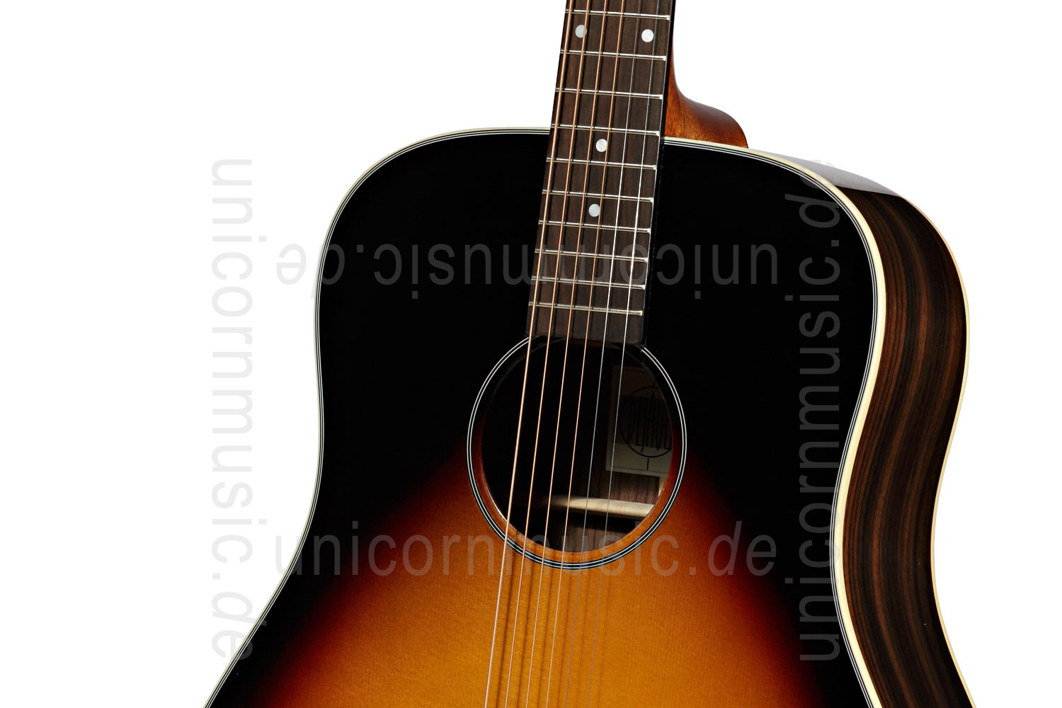 to article description / price Acoustic Guitar STANFORD DEJA VU SERIES DJ45 VB - Dreadnought - solid top + back