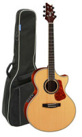 Acoustic Guitar CORT NDX Baritone - Fishman Pickup - solid spruce top