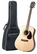 Acoustic Guitar CORT EARTH 70 OP - Dreadnought - solid spruce top