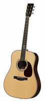 Acoustic Guitar SANTA CRUZ Toni Rice (2014) - Dreadnought Model - Engelmann spruce top - all solid + hardcase