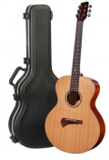 Acoustic Guitar TANGLEWOOD TSM/2 - MASTERDESIGN Series - Grand Auditorium - B-Band A1.2 - all solid + Hardcase