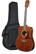 Acoustic Guitar TANGLEWOOD TW15/ASM NAT  - Sundance Series - Mahagoni - Dreadnought - all solid