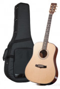 Acoustic Guitar TANGLEWOOD TW15/H E - Heritage Series - Fishman Presys Blend EQ - all solid