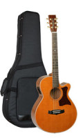 Acoustic Guitar TANGLEWOOD TW45/H SR E - Heritage Series - Super Folk - Fishman Presys Blend - Cutaway - all solid