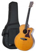Acoustic Guitar TANGLEWOOD TW55/H E - Heritage Series - Fishman Presys Blend - Jumbo - Cutaway - all solid